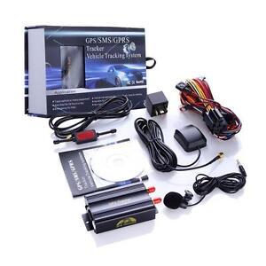 LOCALIZZATORE SATELLITARE ANTIFURTO GPS GSM GPRS TRACKER per AUTO e MOTO TK-103B