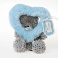 7 Me To You Looking Through Heart - Brand With Tag - G01w1935 Plush