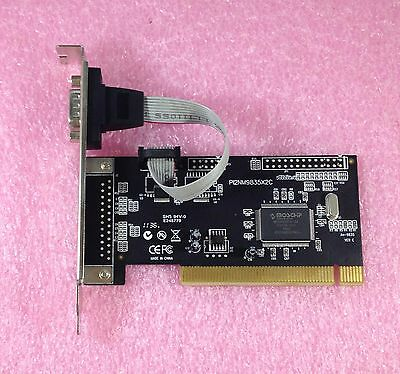 Rosewill Dual Serial Ports PCI Card Components RC-301