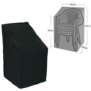 waterproof stacking chair dust rain cover outdoor garden patio rh ebay co uk