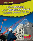 Who Swings the Wrecking Ball?: Working on a Construction Site by Mary Meinking (Paperback / softback, 2010)