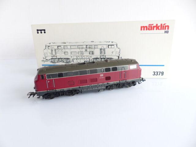MARKLIN 3379  LOCOMOTIVE DIESEL BR 216-005-9 DE LA DB