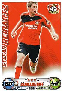 186 Stefan Reinartz-bayer Leverkusen-topps Match Attax 2009/2010-afficher Le Titre D'origine R9bqlvdq-08010716-141995856