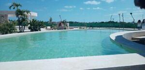 Villas en Chicxulub Puerto Yucatan, segunda fila