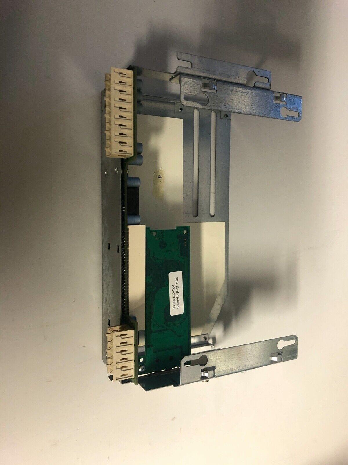 D Siemens Sinumerik 840d PCI//ISA-BOX 6fc5247-0aa02-1aa0 versione