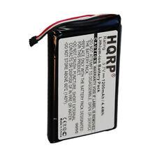 HQRP Batería para Garmin Nuvi 2555, 2555LT, 2595, 2457, 2460, 2497 Navegador GPS