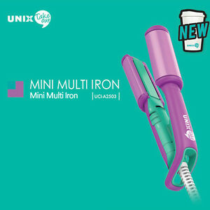 Unix Take Out Mini Multi Iron Uci A2503 Straightener 220v