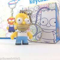 Kidrobot Simpsons Vinyl Keychain Series - Homer -