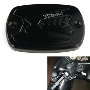 CNC Front Brake Cylinder Reservoir Cap Cover For Yamaha  T-MAX500 TMAX530