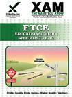 Ftce Educational Media Specialist Pk-12 Teacher Certification Test Prep Study Guide by Sharon Wynne, Wynne Sharon (Paperback / softback, 2008)