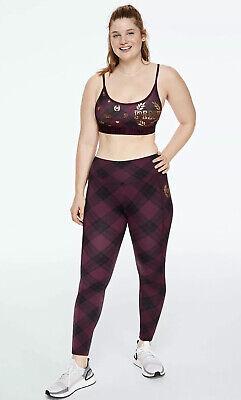 Victoria/'s Secret Pink Full Zip Jacket Legging Set Green Black L  Large NEW ❤️❤️