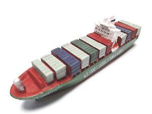Buque-Modelo-Portacontenedores-Xin-los-Angeles-12cm-Poli-Ship-Nuevo