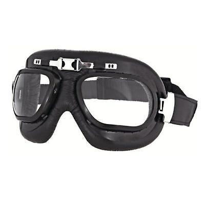 Qualità Al 100% Caberg Classic Moto Occhiali Da Aviatore Occhiali Occhiali Pilota Biker Cabrio Nero- In Viaggio