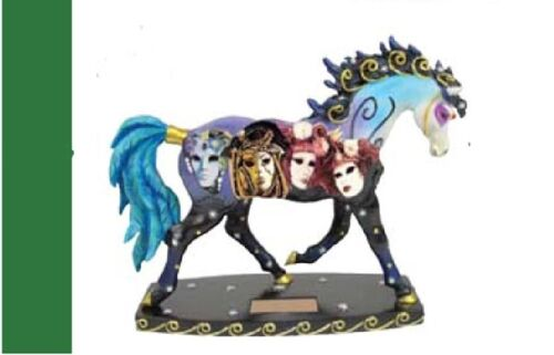 Horse of Different Color Venetian Carnival 3rd Series