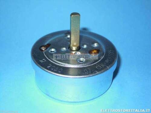 ALBERO 24mm CON AVVERTITORE FINE CICLO CONTAMINUTI MECCANICO 60min
