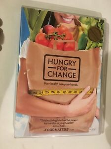 HUNGRY-FOR-CHANGE-YOUR-HEALTH-IN-YOUR-HANDS-DVD-ALL-REGIONS-VGC