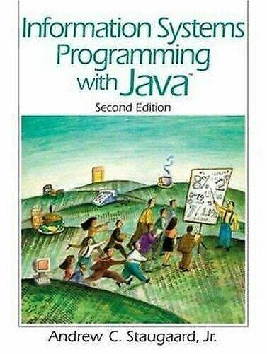 Informationen Systeme Programmierung Mit Java Taschenbuch Andrew Staugaard