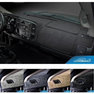 Suede or Carpet Custom Fit Dash Cover for GMC Sierra 1500 In Veluor