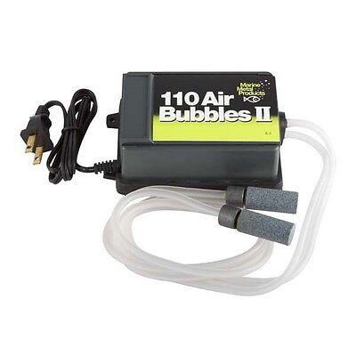 Marine Metal A-2 110V Air Bubbles W//Tube And Airstone 20-50 Gallon