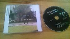 CD Pop Robert Miles - Freedom (1 Song) Promo URBAN MOTOR sc