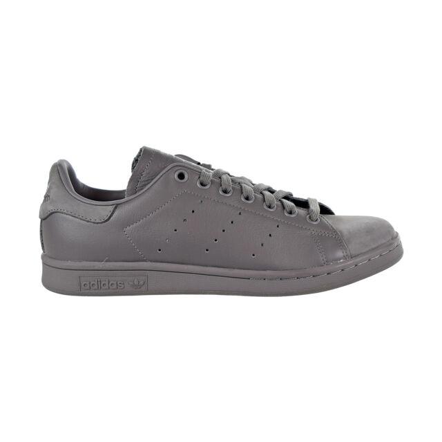 the best attitude 5eeca c4bf7 adidas Originals Stan Smith Mens Size US 9 Grey Gray Shoes B37921