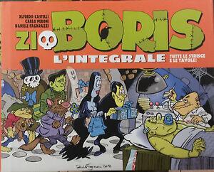 ZIO-BORIS-l-039-integrale-Castelli-e-Peroni-Panini-cartonato