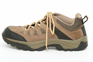 Coleman-Womens-Suede-Leather-Camping-Hiking-Shoes-Size-5