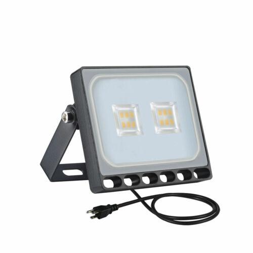 500W 300W 200W 150W 100W 50W 30W 20W 10W LED Flood Lights Outdoor Garden Lamp US
