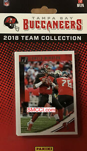 18d03ae9 Details about Tampa Bay Buccaneers 2018 Donruss Factory Sealed Team Set  Winston 4 Rookie Cards
