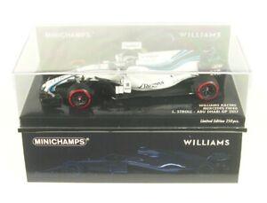 Williams-Racing-Mercedes-fw40-No-18-Abu-Dhabi-GP-FORMULA-1-2017-lance-Stroll