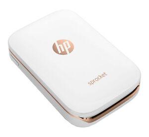 HP Sprocket Mobile Zink Printer - Z3Z91A