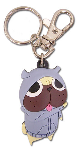 Kill La Kill Guts PVC Key Chain Licensed Anime NEW