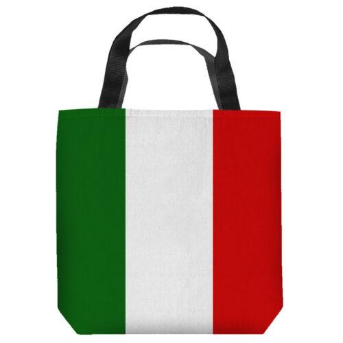 ITALIAN Italy FLAG Tote Bag Many Sizes