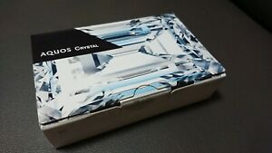 SOFTBANK SHARP AQUOS CRYSTAL 305SH ANDROID JAPAN WHITE OPENED WITH BOX NEW
