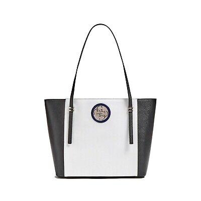 Usato, BT96 Borsa Shopper GUESS Bianco Nero