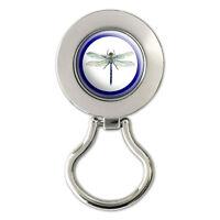 Dragonfly Magnetic Metal Eyeglass Badge Holder