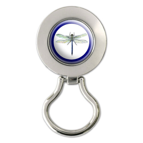 Dragonfly Magnétique Métal Lunettes Badge Holder