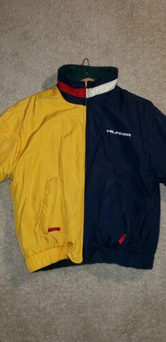 Tommy hilfiger jacket vintage Tommy Hilfiger color