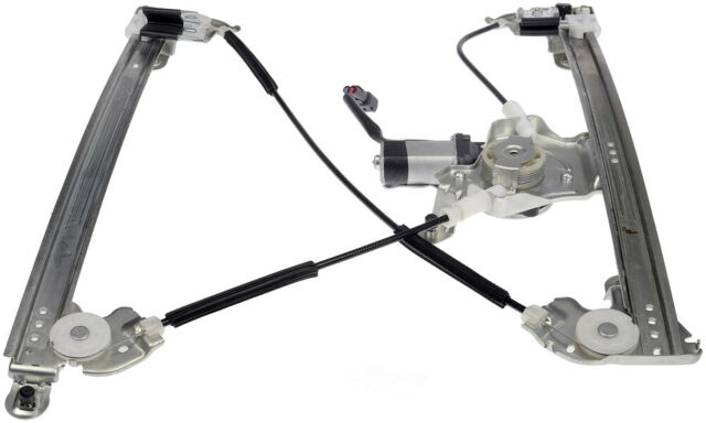 Power Window Motor and Regulator Assembly Front Left Dorman 741-428