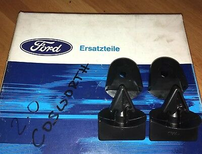 Genuine FORD ESCORT COSWORTH RS tailgate badges brand new /& unused £20 0nly!!