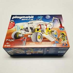 Playmobil-Space-9489-Mars-Research-Vehicle-New-In-Box