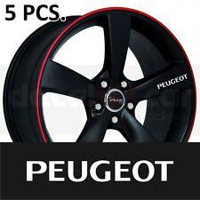Peugeot Door Handle Wheel sticker decal 206 207 307 308 408