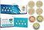 2018-SET-OF-7-XXI-COMMONWEALTH-GAMES-COINS-GOLD-COAST-1-2-IN-FOLDER-BOROBI thumbnail 1