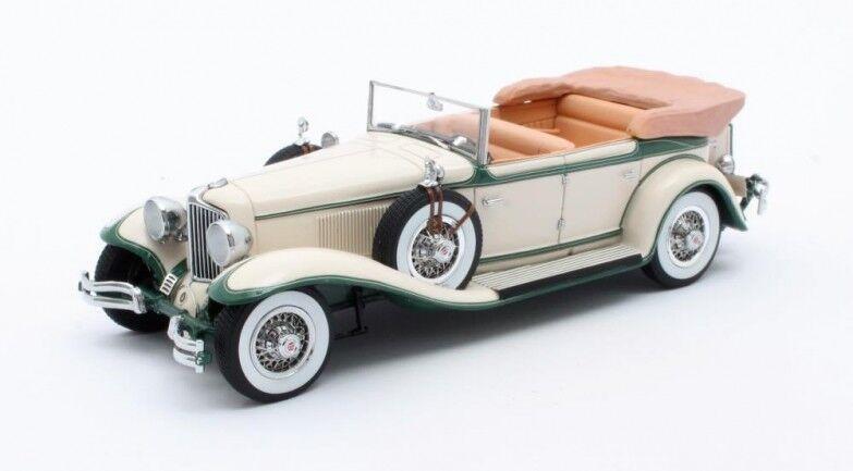Matrix MAX40307-011 - Cord L-29 Phaeton cabriolet crème   verde - 1931