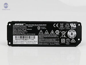 genuine original battery 063404 for bose soundlink mini i rh ebay com Bose SoundLink Wireless Speaker Manual Bose Color SoundLink Manual