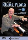 Learn to Play Blues Piano 0073999297010 With David Cohen DVD Region 1