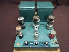 Altec 350A Vintage Monoblock Tube Amplifier 6550 40 Watts