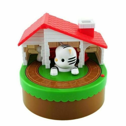 NEW Cat and Mouse Coin Bank Sutakora Moving Money Box Gift