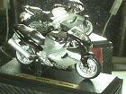 MOTO YAMAHA YZF 1000 THUNDER /MAISTO 1/18 NOIRE/ARGENT