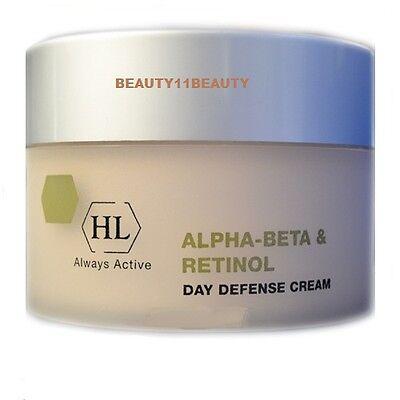 Holy Land Alpha-Beta & Retinol Day Defense Cream 250+ samples